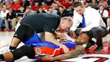 Florida forward Keith Stone out for season with torn ACL