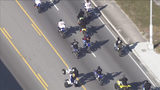 WATCH LIVE: Wheels Up, Guns Down ride outs under way across South Florida