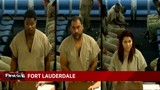 Suspects appear in court, a day after rough arrest captured on cellphone video