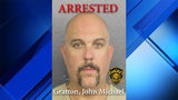 South Florida firefighter accused of drunken driving, crashing into 5 cars
