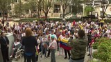 Venezuelan migrants to turn out to show solidarity in Brickell, Doral