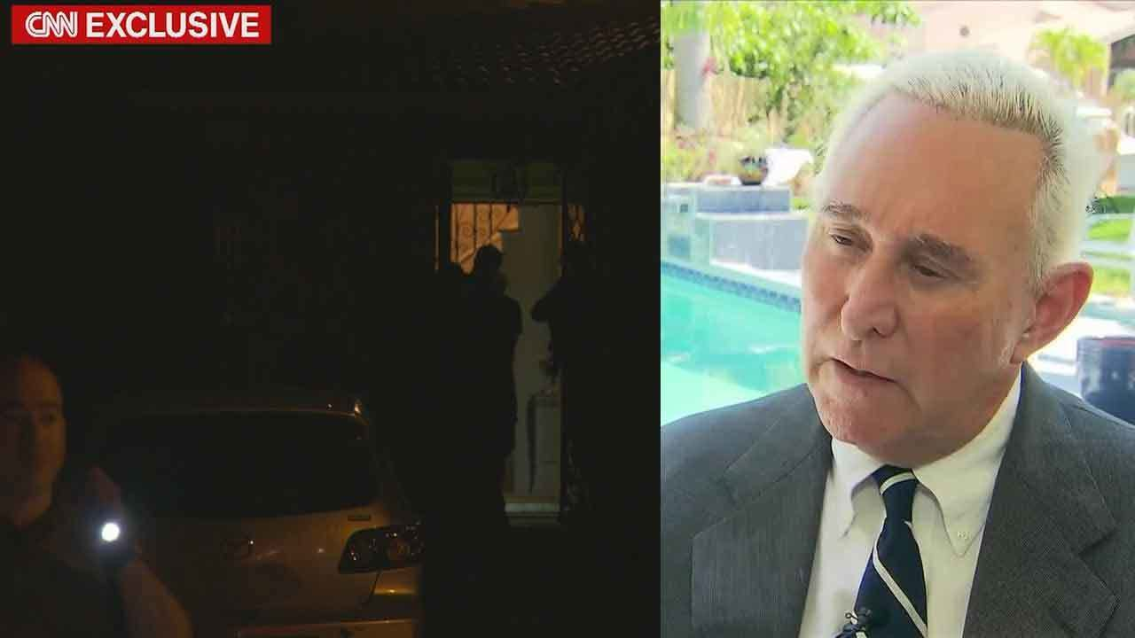 Roger Stone arrested in Fort Lauderdale, appears in federal