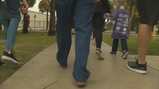 Hundreds come out to Walk for Victory to benefit Marfan Foundation