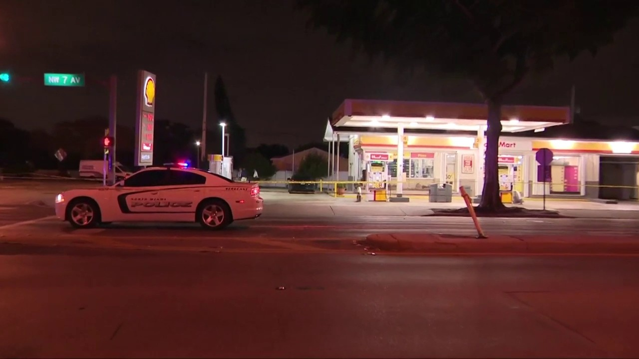 1 Dead 2 Wounded In North Miami Shooting