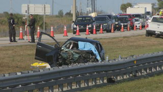 Miccosukee police officer, Hollywood man killed in wrong-way crash
