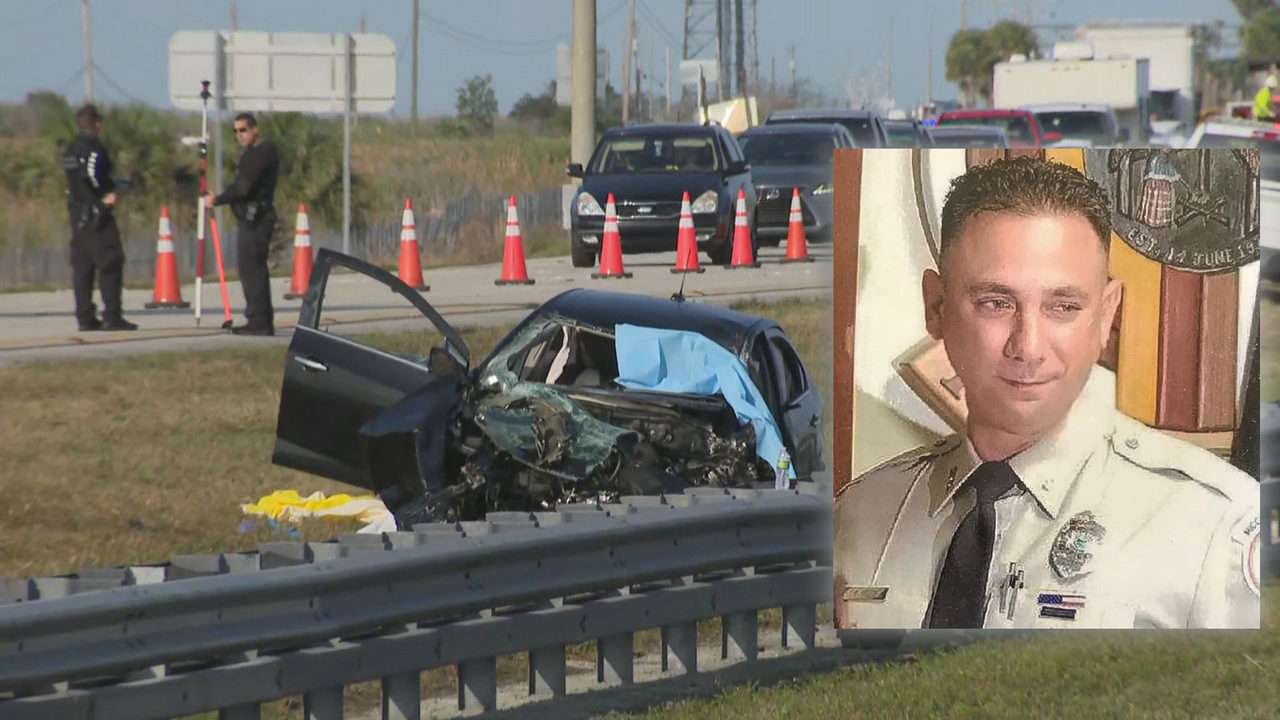 Miccosukee police officer, Hollywood man killed in wrong-way