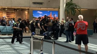 Attempted security breach causes 'chaos' at Orlando International Airport