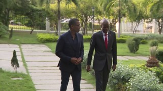 Crisis is far from over, Haiti President Jovenel Moïse says
