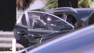 Drive-by shooting in northwest Miami-Dade leave 1 dead, 1 wounded
