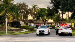 Deputies investigating murder suicide in Boca Raton