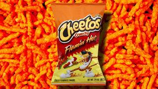 'Hot' snacks dangerous, harmful for children, doctors say