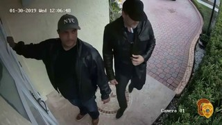 Thieves posing as FBI agents steal jewelry, sports memorabilia from home