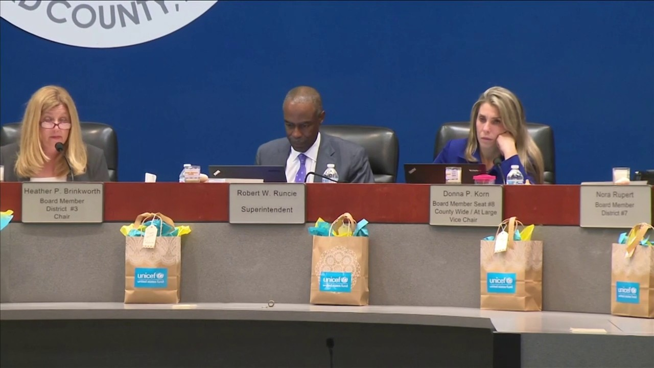 School Board Approves Safety Reforms Spurred By Parkland