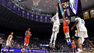 Gators top No. 13 LSU in overtime