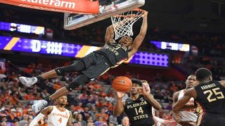 No. 16 Seminoles beat Clemson 77-64 for 8th straight win