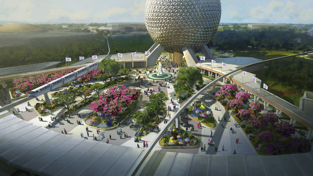 Epcot announces major additions, changes ahead of Disney World's 50th birthday