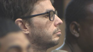 Fired teacher accused of soliciting student appears in court