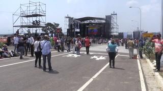 Maduro's anti-Venezuela Aid Live concert gets little support