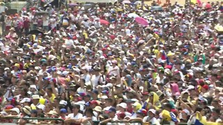 After rival concerts near Venezuela-Colombia border, tension rises amid&hellip&#x3b;
