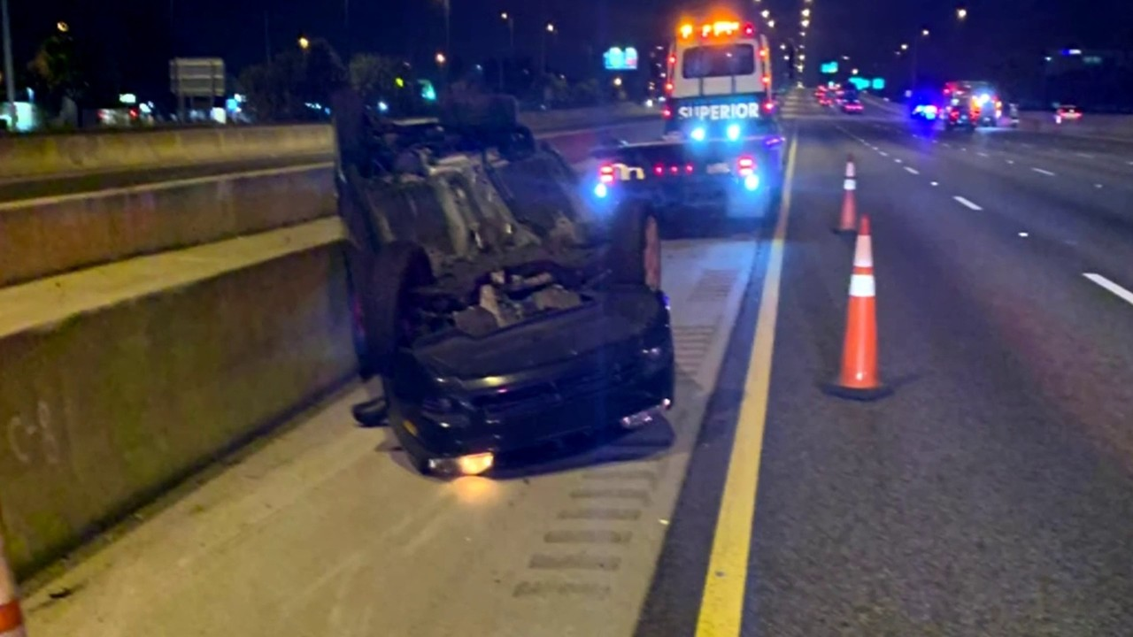 Ron Book crashes Lamborghini while driving drunk, troopers say