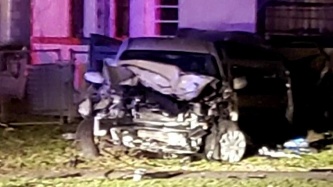 Surveillance video captures fatal crash in Miami Gardens