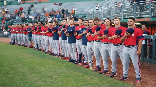FAU baseball clinches C-USA regular-season title, top seed in tournament