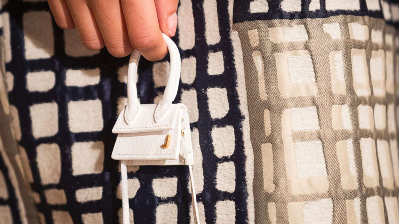 Tiny micro-purses could sell for nearly $795, magnifying glass not included