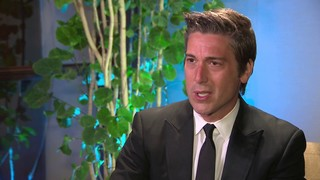 David Muir supports Women of Tomorrow at annual gala