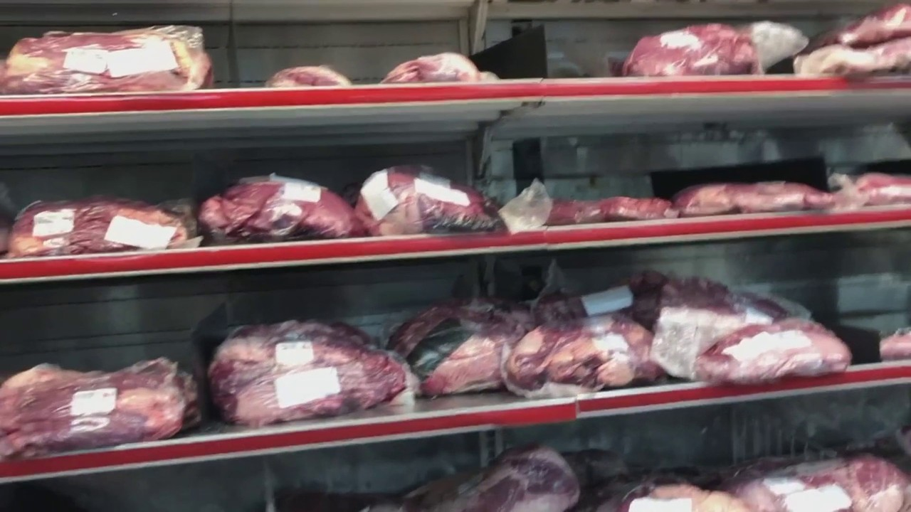 Stop sale ordered on 1,500 pounds of meat at Penn Dutch Food