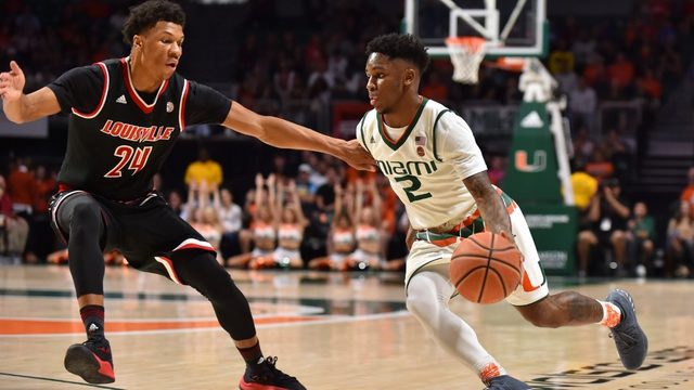 Hurricanes hoops picked to finish ninth in ACC