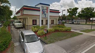 Live roaches, roach excrement found at Miami Gardens KFC