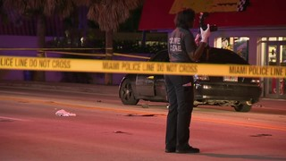 Woman critically injured in Miami hit-and-run crash, officers say