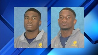 Spring break trip ends violently for college football players