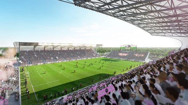 David Beckham gets green light for soccer at Lockhart Stadium