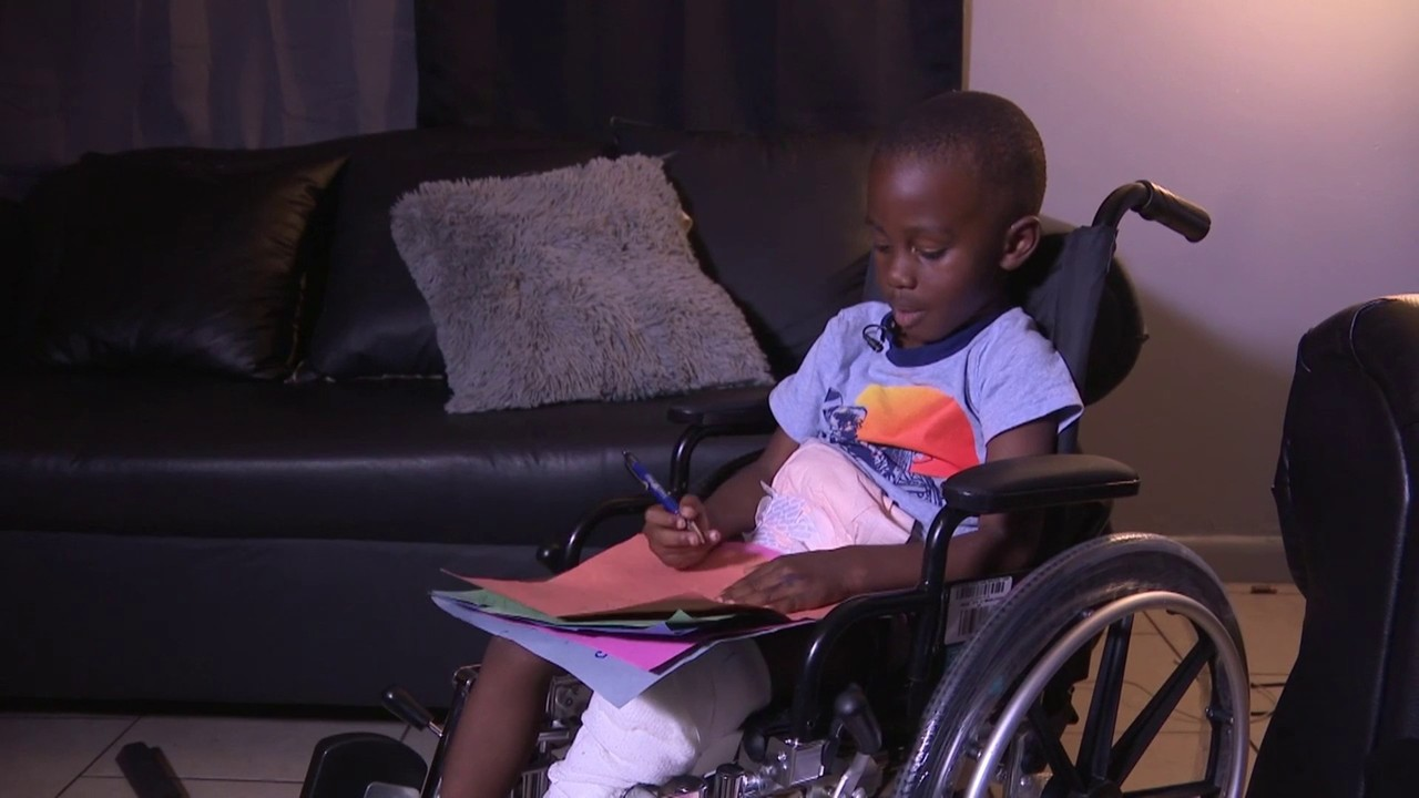 Hit Favorites School Days: Boy Leaves Hospital In Wheelchair After Hit-and-run Crash