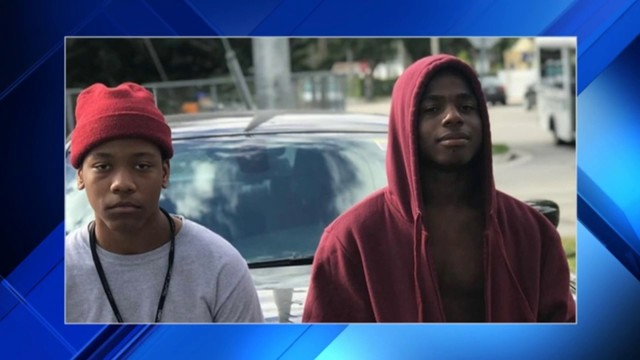 2 teens shot while playing basketball in Little Haiti