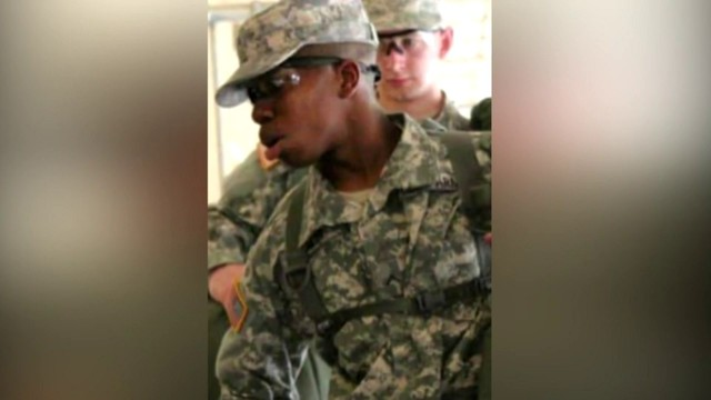 Cops arrest suspect in murder of former US Army recruit