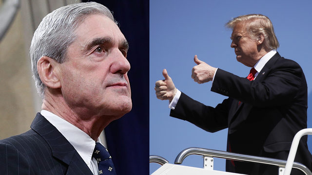 Mueller report on Russia investigation delivered to Justice Department