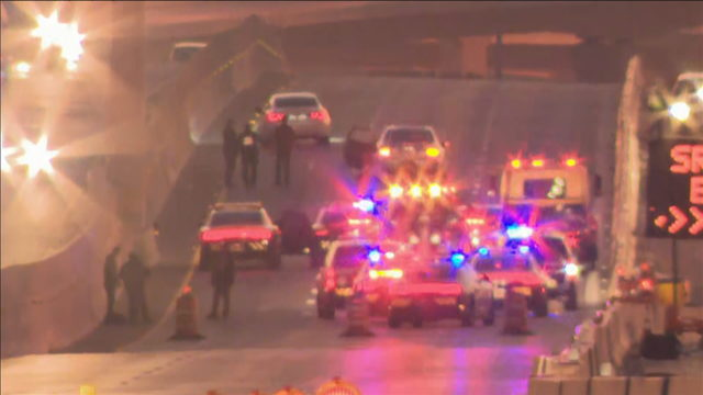 Person struck, killed while changing tire on Dolphin Expressway