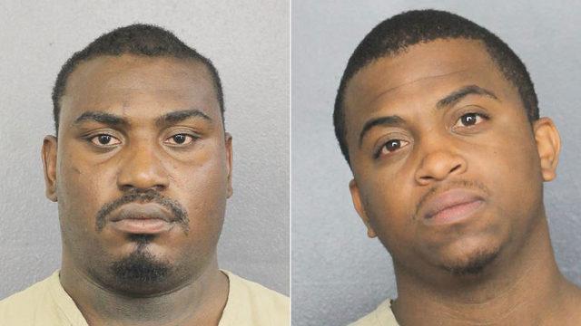 Pair killed man while wearing GPS monitors, police say
