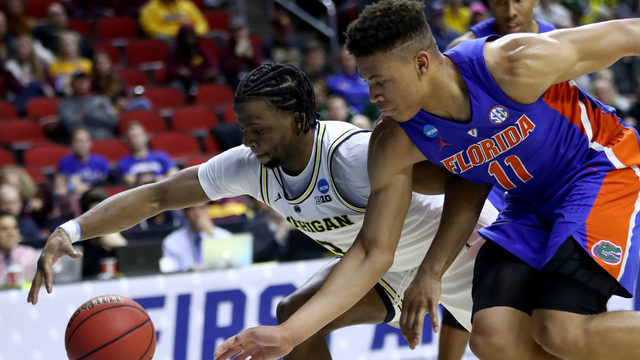 Florida falls to Michigan in second round of NCAA Tournament