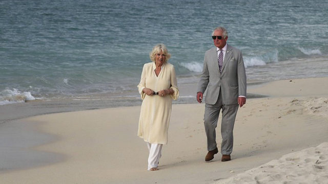 Prince Charles and Camilla launch first royal visit to Cuba