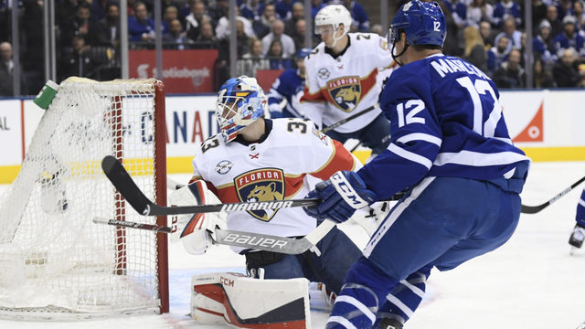 Tavares scores 4, Maple Leafs beat Panthers 7-5
