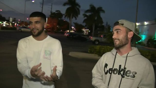 Spring breakers who foiled robbery describe tense takedown