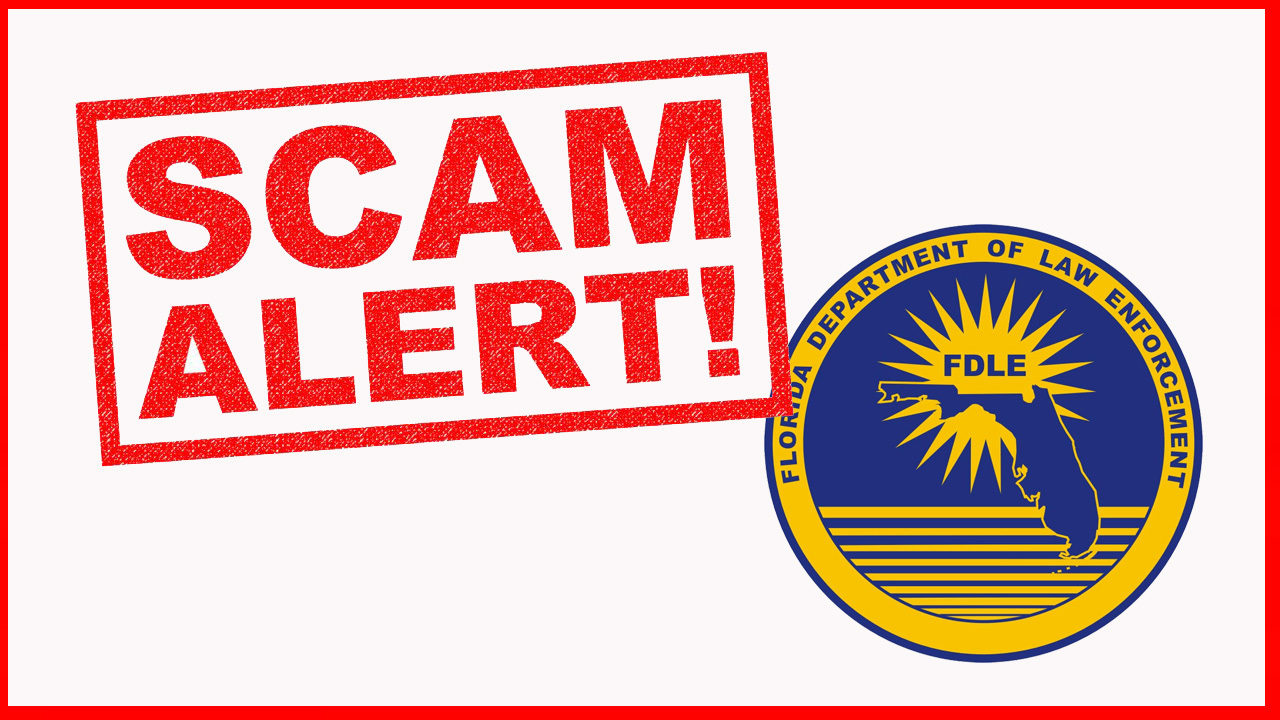 Scam Alert: Florida Dept. of Law Enforcement phone numbers
