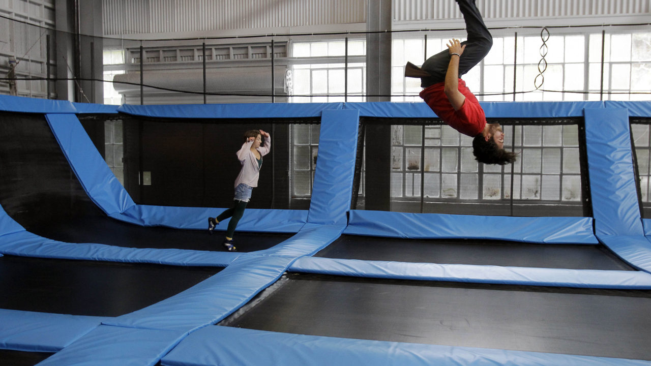 Deaths, injuries at trampoline parks jump to dangerous levels