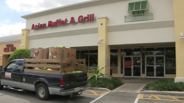 Which South Florida restaurant was ordered shut for 5th time?