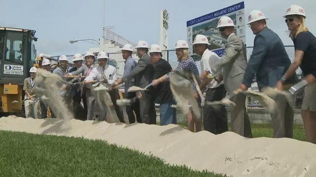 Fort Lauderdale aquatic center to undergo $27 million makeover