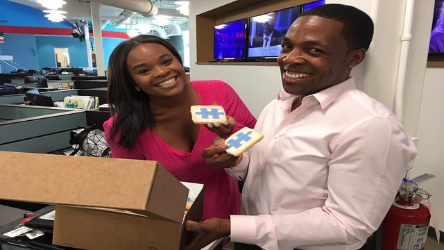 Panera Bread offers 'Pieces of Hope for Autism' cookie