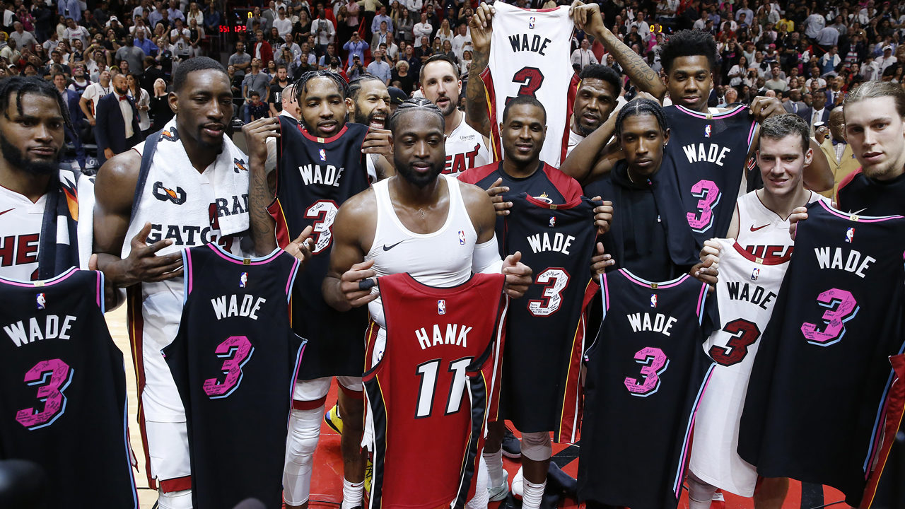 Wade era over; What's next for the Miami Heat?
